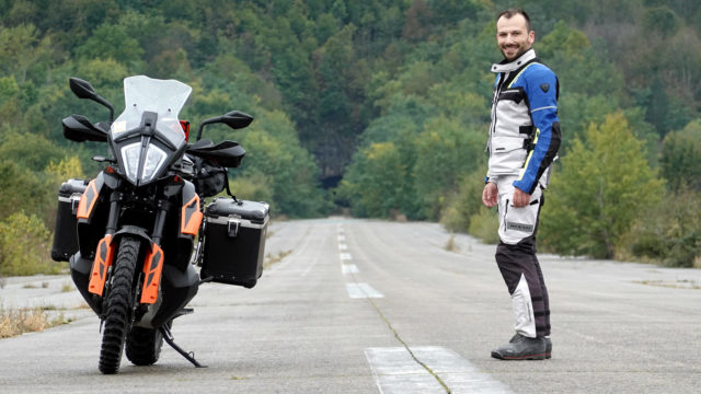 KTM 790 Adventure in the Balkans. In-Depth Review 15
