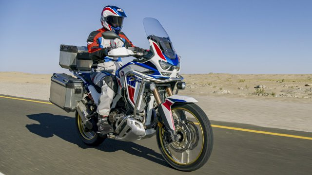 2020 Honda Africa Twin Prices. It's getting expensive 1