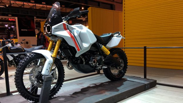 Ducati Desert X Adv Concept. Would you buy it? 2