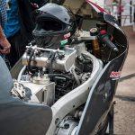 Guy Martin - 434 km/h [270 mph] on a 830 hp Hayabusa 3