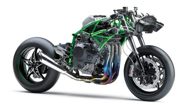 Kawasaki to unveil a Supercharged Z. Is it a Naked H2R? 1