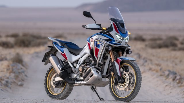 2020 Africa Twin is here. The new Honda Rocks! 1