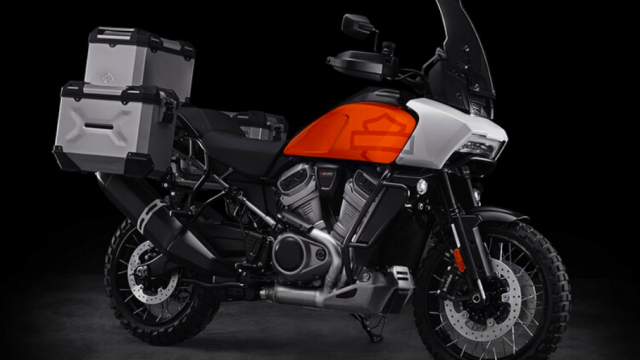 2020 Harley-Davidson Pan America - 145 hp. The Secrets Revealed 1