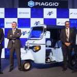 Piaggio Ape turns electric. Meet the Ape E-city 3