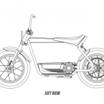 Harley-Davidson Electric Scooter heading for production. Here are the design sketches 14