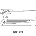 Harley-Davidson Electric Scooter heading for production. Here are the design sketches 5