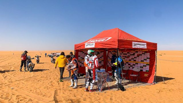 Dakar 2020: Stage eight cancelled for bikes and quads. VIDEO highlights of Stage seven 7
