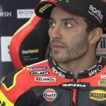 Iannone provisionally suspended by FIM 6