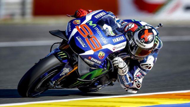 Jorge Lorenzo back to Yamaha as a test rider 1
