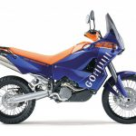 Adventure Bikes Comparison: Weight & Power. How they changed through the years 10