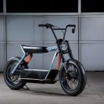 Harley-Davidson Electric Scooter heading for production. Here are the design sketches 17