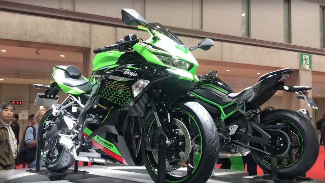 2020 Kawasaki ZX 25R 09