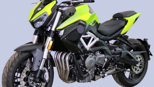 2020 benelli 600 leaked front quarter motorcyclediaries