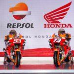 2020 Honda MotoGP. Here's the new bike 3