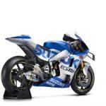 2020 Suzuki MotoGP bike unveiled. Here's the bike 23