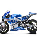 2020 Suzuki MotoGP bike unveiled. Here's the bike 27