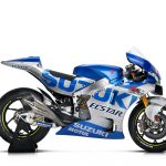 2020 Suzuki MotoGP bike unveiled. Here's the bike 31