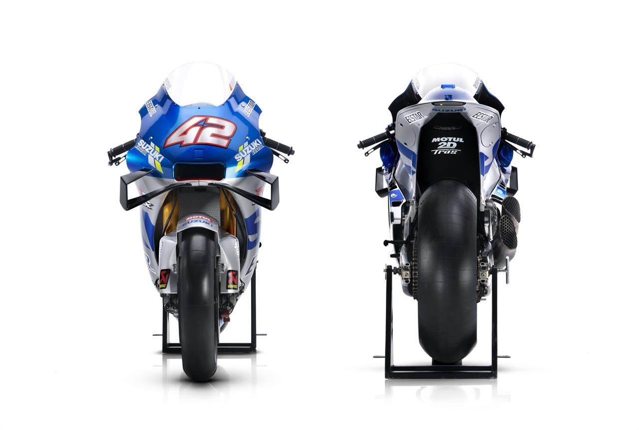 2020 Suzuki Motogp Bike Unveiled Here S The Bike Drivemag Riders