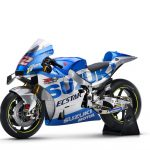 2020 Suzuki MotoGP bike unveiled. Here's the bike 9