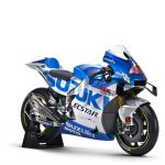 2020 Suzuki MotoGP bike unveiled. Here's the bike 12