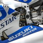 2020 Suzuki MotoGP bike unveiled. Here's the bike 36