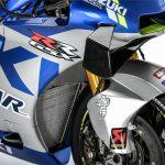 2020 Suzuki MotoGP bike unveiled. Here's the bike 10
