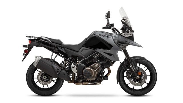 2020 Suzuki V-Strom 1050 price revealed for the European market 3