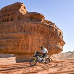 Dakar 2020, Day three: Brabec shines in Noem 7