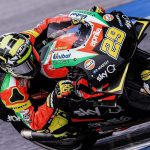Iannone provisionally suspended by FIM 11