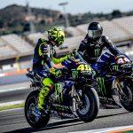 Valentino Rossi vs. Lewis Hamilton. The Ride Swap 8