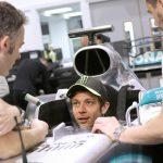 Valentino Rossi vs. Lewis Hamilton. The Ride Swap 11