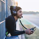 Valentino Rossi vs. Lewis Hamilton. The Ride Swap 6