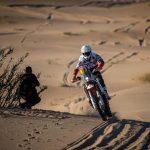 Dakar 2020: Early crash for Branch 2