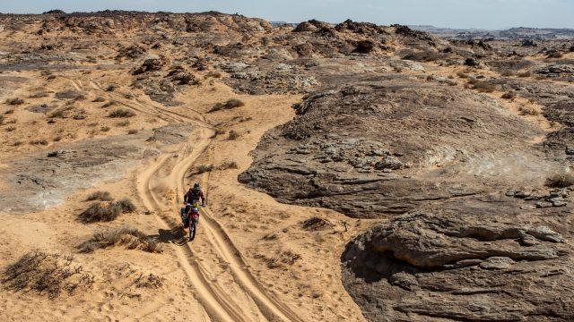 Dakar 2020, Day Six: Brabec is back on the winning spot 8