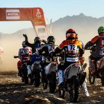 Dakar 2020, Day Seven: Kevin Benavides victorious. Brabec increases overall lead 5