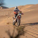 Dakar 2020: Early crash for Branch 4