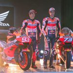 2020 Honda MotoGP. Here's the new bike 2