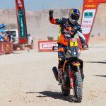 Ricky Brabec wins the 2020 Dakar Rally 14