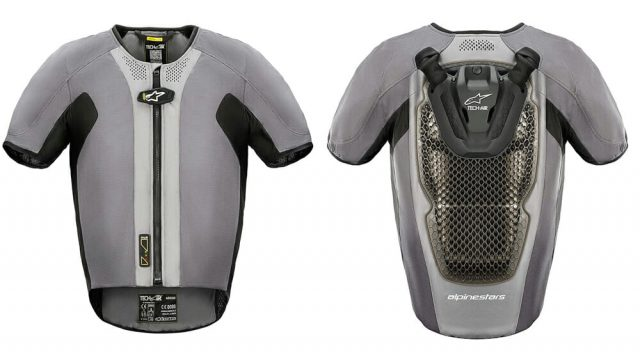 Alpinestars launches the Tech-Air 5 airbag vest 1
