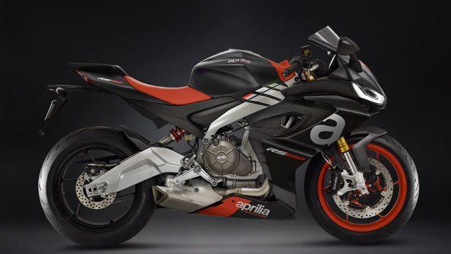 2020 Aprilia RS660 to debut in May at Mugello 1