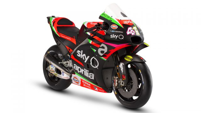2020 Aprilia MotoGP bike receives major updates 5