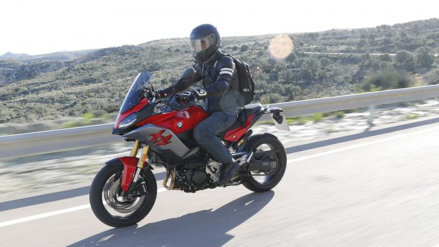 BMW F900XR First Ride - Review 5