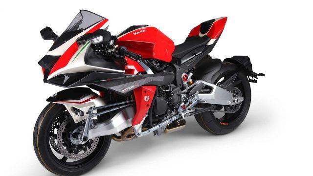Bimota Tesi H2 reinvents the Kawasaki H2. Behind the scenes development footage 2