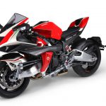 Bimota Tesi H2 reinvents the Kawasaki H2. Behind the scenes development footage 7