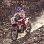 Dakar 2020, day two: Laia Sanz crashes 3
