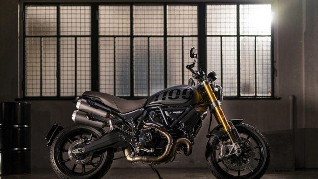 2020 Ducati Scrambler 1100 Pro & 1100 Sport Pro unveiled 5