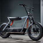 Harley-Davidson Electric Scooter heading for production. Here are the design sketches 10