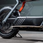 Harley-Davidson Electric Scooter heading for production. Here are the design sketches 2