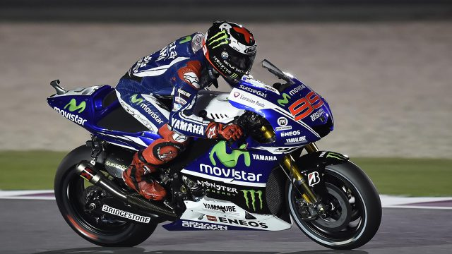 Jorge Lorenzo Movistar 2014 Wallpaper HD