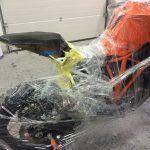 Meet the KTM 1290 Super Enduro R. What if... 11